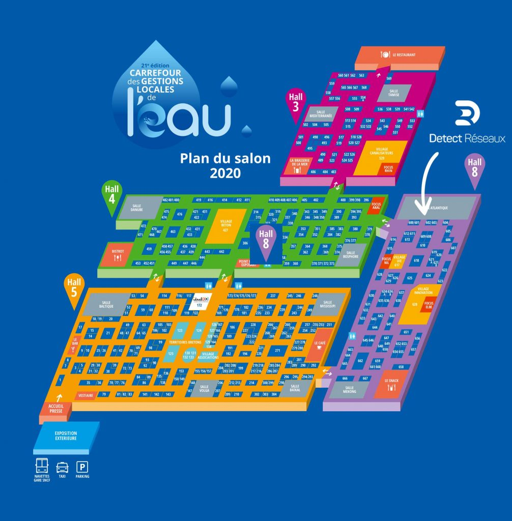 21ème édition Carrefour des Gestions Locales de l'Eau
