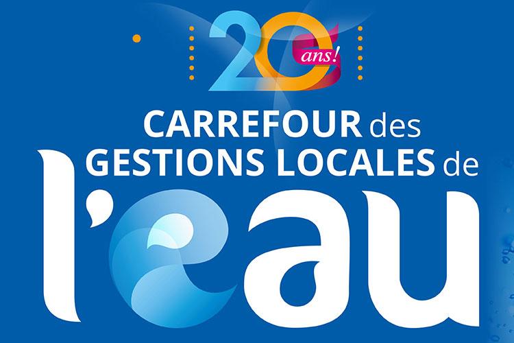 Detect Réseaux présent au 20ème Carrefour des Gestions locales de l'eau