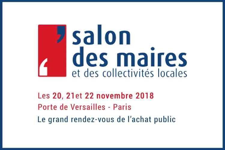 Detect Réseaux au Salon des maires 2018